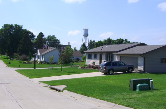Housing in Manilla IA